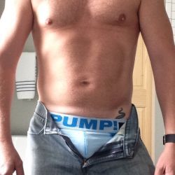 PUMP! True Blue Jockstrap