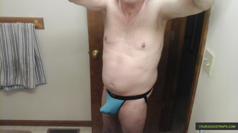 Male Power Torpedo Jockstrap